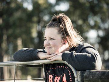 Lauren W, Tasmania. Photo by Heath Holden